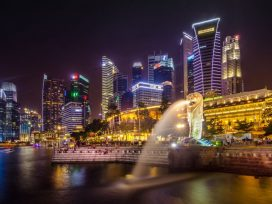 10 experiences in Singapore that will fuel the romance on your honeymoon