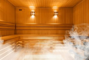 How Can the Sauna Room Help You in Weight Loss Journey?